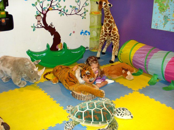 Play On TODDLER JUNGLE